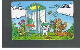 BELGIO (BELGIUM) -  1996  DIGIT, CARTOON               - USED - RIF. 10835 - Belgium