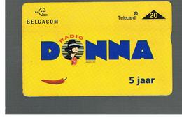 BELGIO (BELGIUM) -  1997 RADIO DONNA     - USED - RIF. 10837 - Belgium