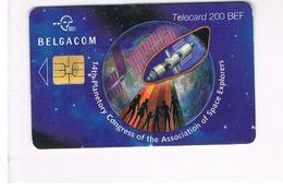 BELGIO (BELGIUM) -  1998 ASSOCIATION SPARE EXPLORERS   - USED - RIF. 10837 - Belgium