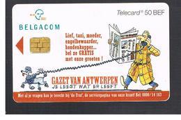 BELGIO (BELGIUM) -  1998 ANTWERPEN GAZET, CARTOON   - USED - RIF. 10837 - Belgium