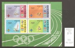 Bahamas, Année 1972, Sports - Bahamas (1973-...)