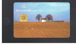 BELGIO (BELGIUM) -  1998 AUTUMN   - USED - RIF. 10838 - Belgium