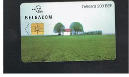 BELGIO (BELGIUM) -  2000 SPRING   - USED - RIF. 10838 - Belgium