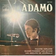 S Adamo Pauvre Verlaine - Special Formats