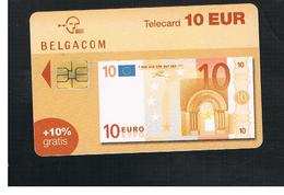 BELGIO (BELGIUM) -  2003   BANKNOTE 10 EURO      - USED - RIF. 10841 - Belgium