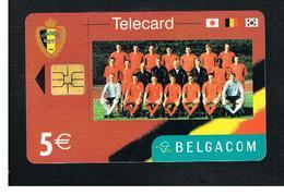 BELGIO (BELGIUM) -  2003  SPORT: FOOTBALL, RED DEVILS      - USED - RIF. 10841 - Belgium