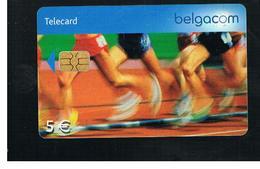 BELGIO (BELGIUM) -  2005  SPORT: MARATHON RUNNERS      - USED - RIF. 10841 - Belgium