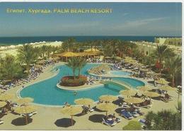 Calendars Russia  - 2010 - Travel - Advertising - Egypt - Hurghada - Palm Beach Resort - Calendars