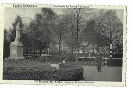 Eysden - St-Barbara  Standbeeld Der Koningin Elisabeth - Maasmechelen