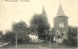 Villers-le-Temple. (Nandrin). Villa Deliége. - Nandrin