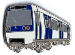 RATP - R10 -  RAME ME 77 - Verso : BALLARD - Transportation