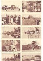 10 CPA Maili - Gao, Anouzegré, Tombouctou, Niafunké ..., Marché, Touareg, Rives Du Niger .. - Mali