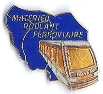 RATP - R11 - MATERIEL ROULANT FERROVIAIRE - Verso : AFERS - Transportation