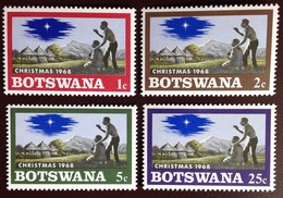 Botswana 1968 Christmas MNH - Botswana (1966-...)