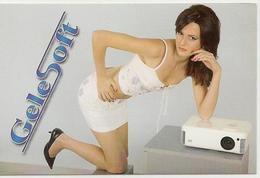 Calendars Bulgaria - 2009 - Girl - Woman - Gelesoft - Advertisement - Calendars
