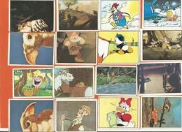 Lot De Vignettes Images Autocollantes PANINI - Liste Détaillée Dans Annonce - Chromos