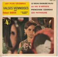 R Didier Les Plus Célèbres Valses Viennoises - Special Formats
