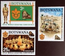 Botswana 1969 Scouts MNH - Botswana (1966-...)