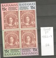 Bahamas, Année 2009, 150 ème Premier Timbre Aux Bahamas - Bahamas (1973-...)