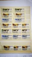 Timbre De Distributeur +Norvège + Papillons - Butterflies