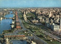 72460561 Buenos Aires Fliegeraufnahme Hafen Buenos Aires - Argentina