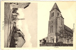 Waret-l'Evêque (Héron). L'église- Rue De L'eglise - Héron
