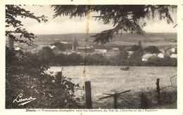Xhoris  (Ferrieres). Panorama Champêtre Vers Les Hauteurs Du Val De L'Ourthe Et De L'Amblève - Ferrières