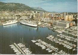 83  TOULON   Le Port   Vue Générale Et Aérienne - Toulon