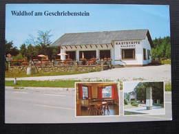 AK RECHNITZ Raststätte Waldhof  ///  D*31241 - Österreich