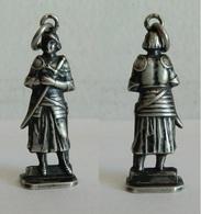 Sceau Pendentif Jeanne D'Arc En Argent Massif 37mm - Silverware