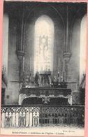 Saint Fiacre - Intérieur De L'Eglise -  L'Autel - Francia