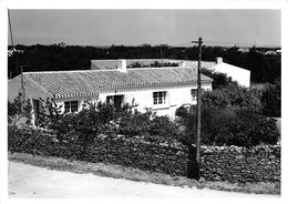 ¤¤  -  ILE D'YEU   -   Cliché Argentique D' Une Villa   - Voir Description   -  ¤¤ - Ile D'Yeu