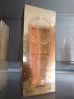 EAU DE PARFUM MONTAIGNE De CARON 50ML SPRAY - Fragrances (new And Unused)