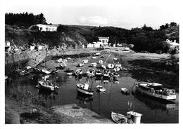 ¤¤  -  ILE D'YEU   -   Cliché Argentique Du Port De La Meule   - Voir Description   -  ¤¤ - Ile D'Yeu
