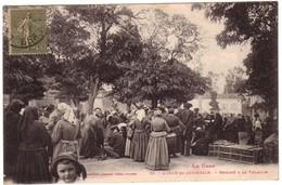 L'ISLE JOURDAIN - Marché à La Volaille - France