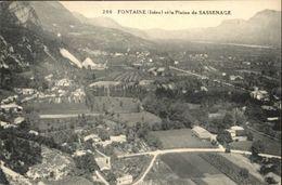 10822528 Fontaine Isere Plaine De Sassenage * Fontaine - Non Classés