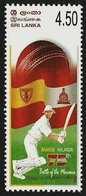 SRI LANKA 2004 SPORT CRICKET SET MNH - Sri Lanka (Ceylon) (1948-...)