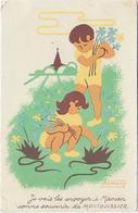 63 Souvenir De MONTBOISSIER Enfants Illustrateur Siramy - France