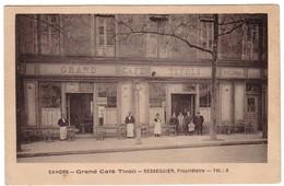 CAHORS - Grand Café TIVOLI - RESSEGUIER , Propriétaire.. - Cahors