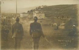 DARDANELLES   KOZANI  3 FUSILLES  EXCECUTION PAR LES MILITAIRES CARTE PHOTO - Weltkrieg 1914-18