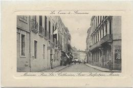 82 MOISSAC Rue Ste Catherine Sous Préfecture Musée - Moissac