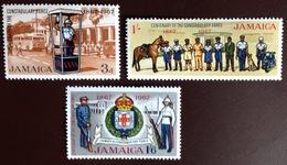 Jamaica 1967 Police Force MNH - Jamaica (1962-...)