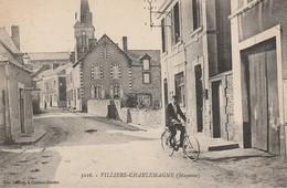 VILLIERS-CHARLEMAGNE   ( Cycliste ) - Autres Communes