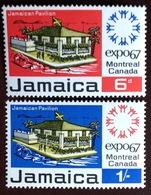 Jamaica 1967 Expo '67 Montreal MNH - Jamaica (1962-...)