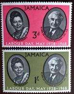 Jamaica 1968 Labor Day MNH - Jamaica (1962-...)