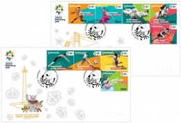 IHI - Indonesia FDC Asian Games 2018 - Indonesia