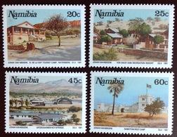 Namibia 1991 Tourist Camps MNH - Namibia (1990- ...)