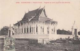Cambodge - Phnom Penh  -  Pagode Du Chel Suprême Des Bonzes  : Achat Immédiat - Cambodia
