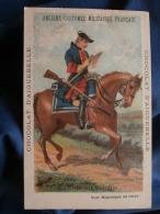 Chromo Chocolat D'Aiguelle - Carabinier 1700 L376 - Aiguebelle
