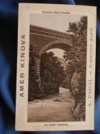 Chromo Amer Kinova, A. Pascal Sommières (Gard) - Pyrénées Eaux Chaudes Le Pont D'enfer L376 - Chromos